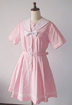 画像5: らびっと学園の盛夏服(半袖)
