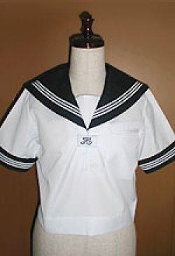 画像1: 半袖セーラー服(上着単品販売)
