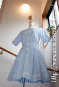 画像1: らびっと学園の盛夏服(半袖)
