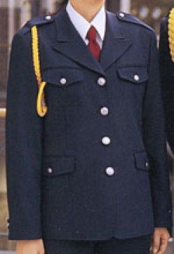 画像1: 警備員制服(Dタイプ)・レディースジャケット