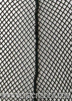 画像4: 丈夫な網タイツ(太いバックシーム入り)